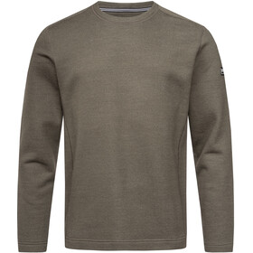 super.natural Knit Maglione Uomo, killer khaki melange